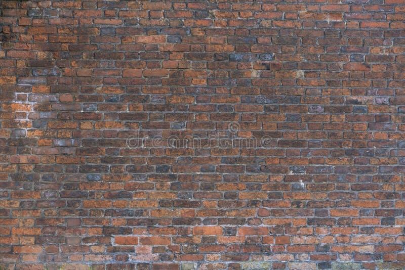 Textura e fundo de pedra velhos da parede do bloco do tijolo imagem de stock royalty free