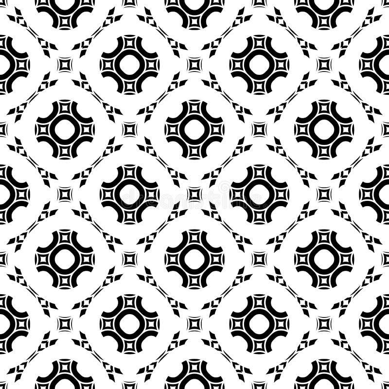 Textura elegante en el estilo árabe, adorno tradicional stock de ilustración