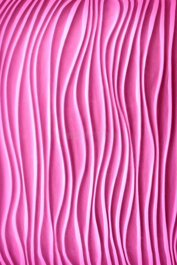 Textura en la forma de dunas de arena ultramarinas fotografía de archivo libre de regalías
