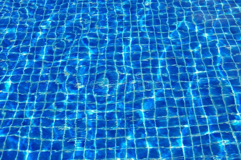 Textura en la piscina foto de archivo libre de regalías