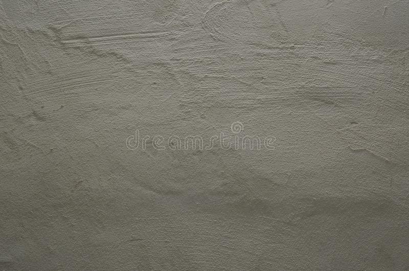 Textura enfocada de la pared gris ruidosa granosa foto de archivo libre de regalías