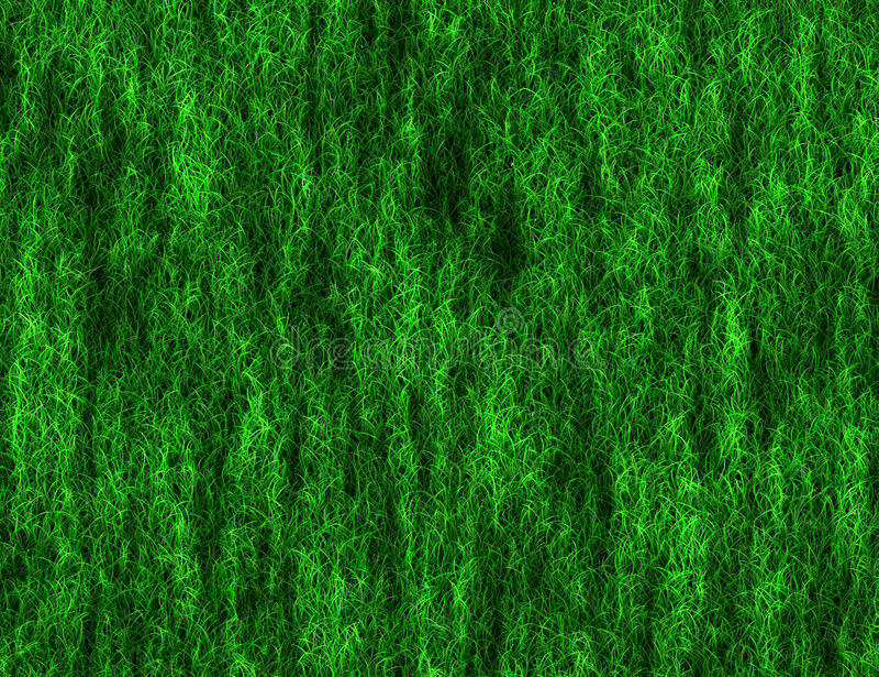 Textura enorme brillante de la hierba verde libre illustration