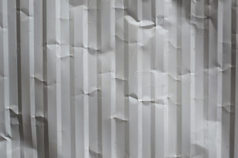 Textura enrugada do metal imagem de stock royalty free