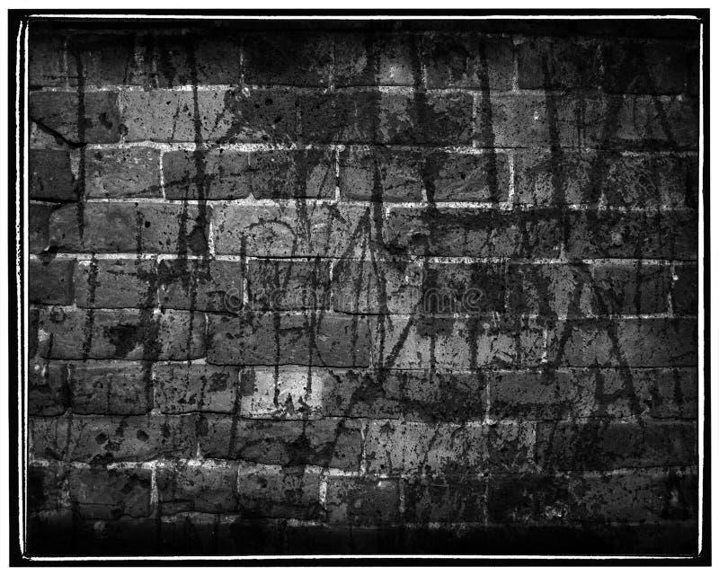Textura envejecida de la pared ilustración del vector