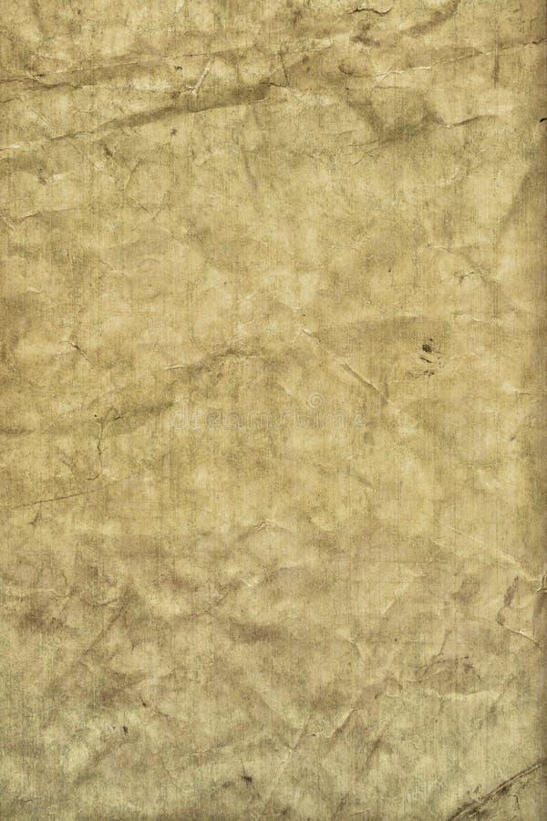 Textura esfarrapada do papel do grunge imagens de stock
