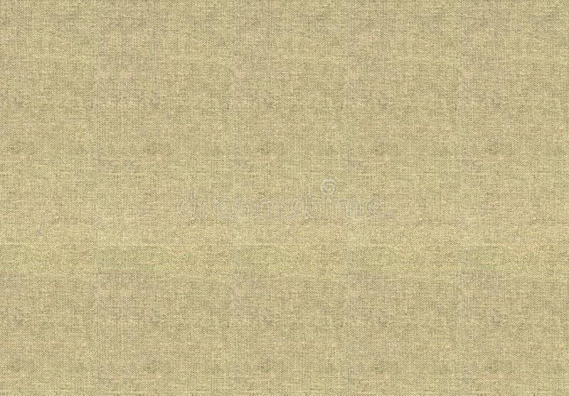 Textura fina bege de matéria têxtil da tela foto de stock