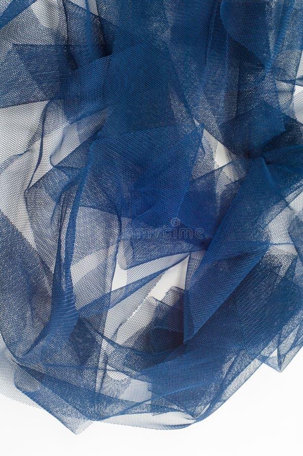 Textura, fondo, modelo Blue Ribbon en una pequeña rejilla wide imágenes de archivo libres de regalías
