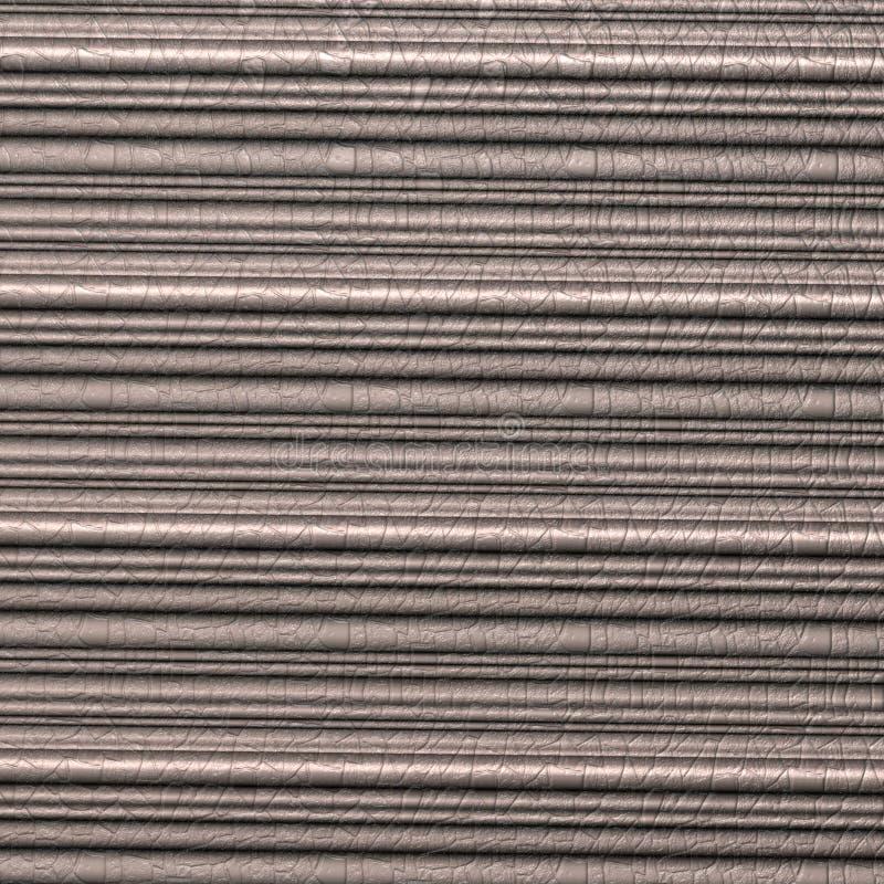 Textura/fundo metálico ilustração stock