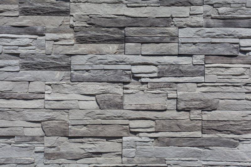 Textura, fundo ou sumário da parede de pedra foto de stock royalty free