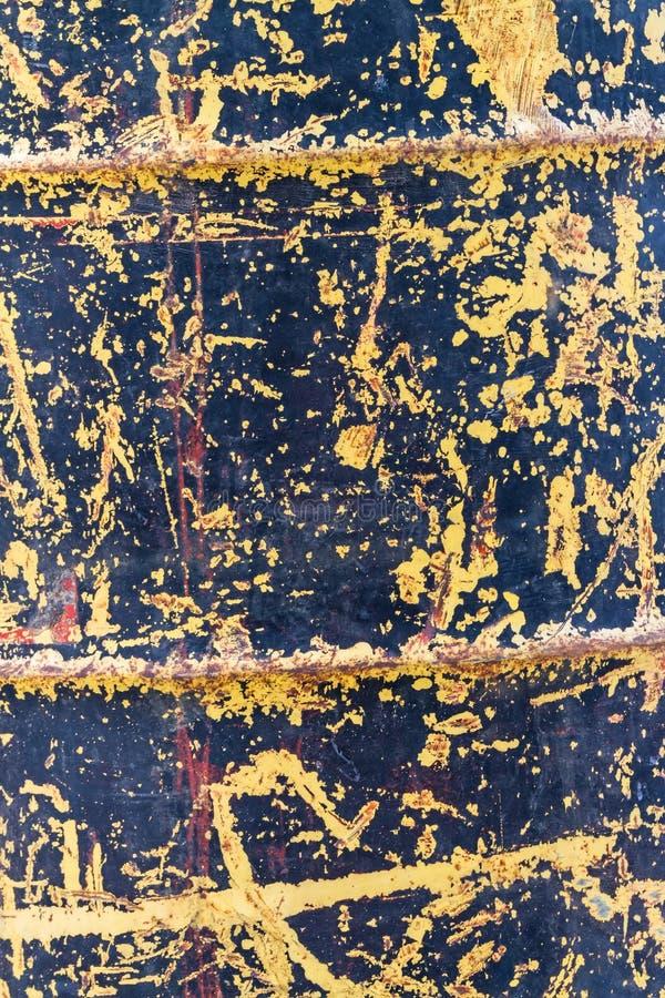 Textura galvanizada zinco do metal do grunge imagens de stock