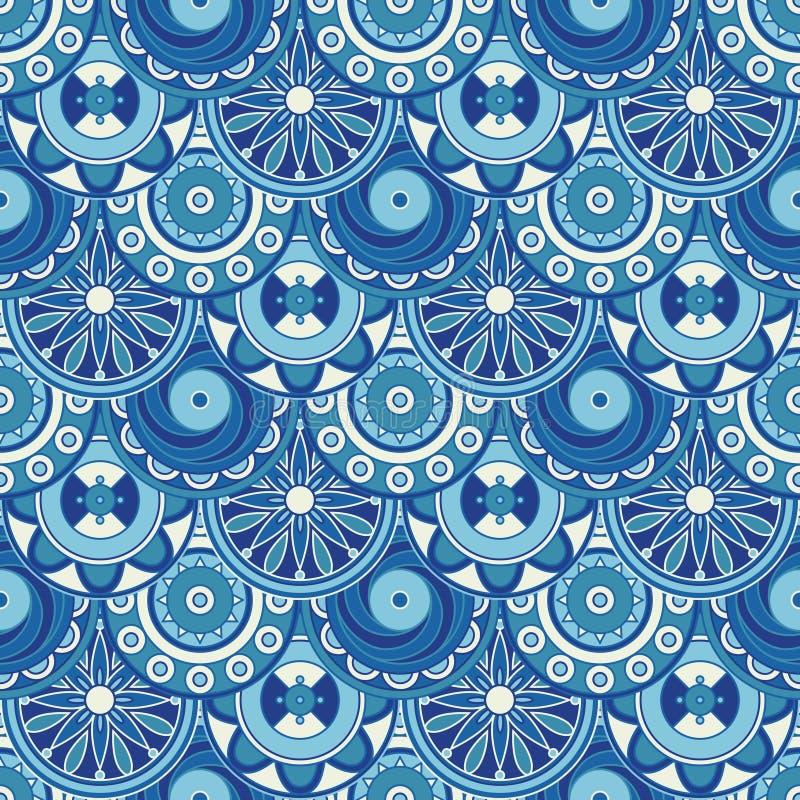 Textura geométrica ilustração royalty free