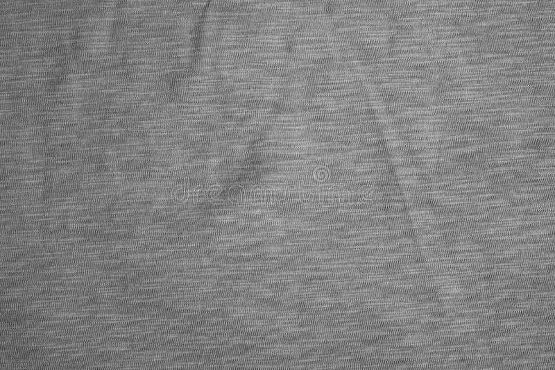 Textura gris de la tela imagen de archivo libre de regalías