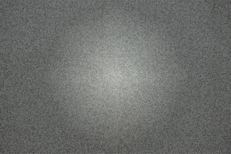Textura gris del fondo libre illustration
