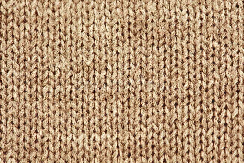 Textura hecha punto de las lanas fotos de archivo libres de regalías