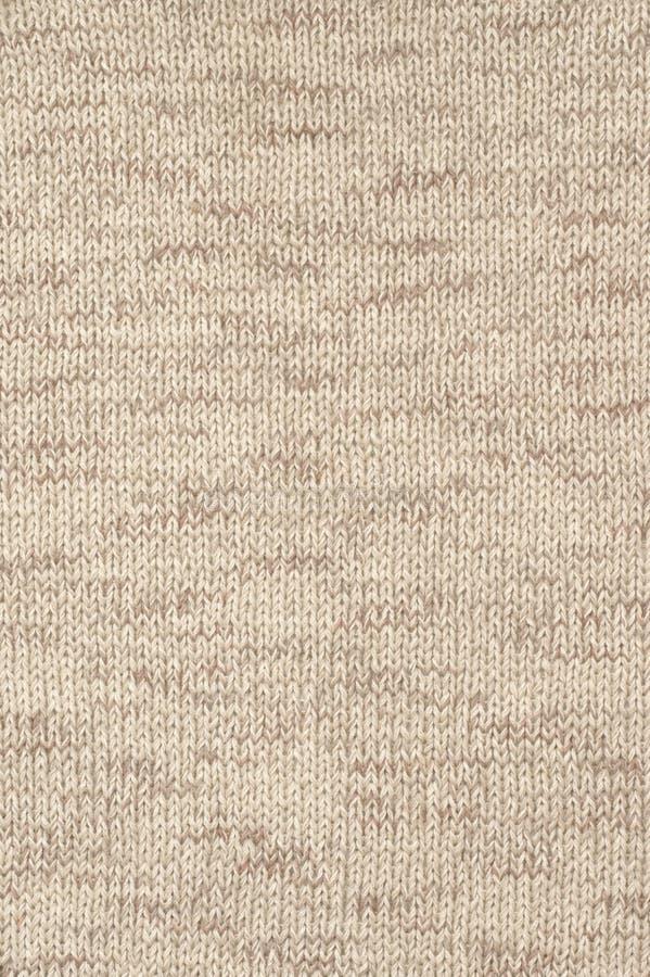 Textura hecha punto del pa?o foto de archivo