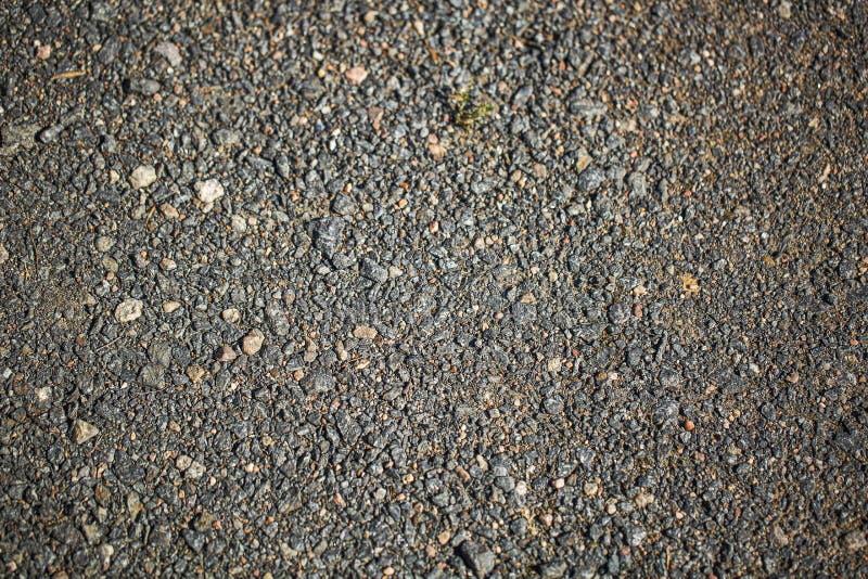Textura hermosa del fondo de los pequeños guijarros grises de la grava Fondos naturales fotos de archivo