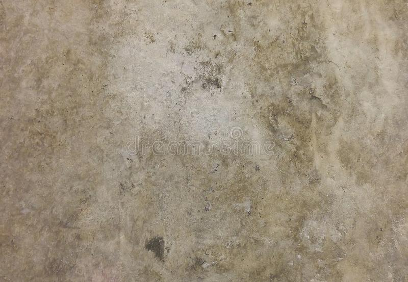 Textura horizontal de Grey Concrete Floor Background escuro foto de stock