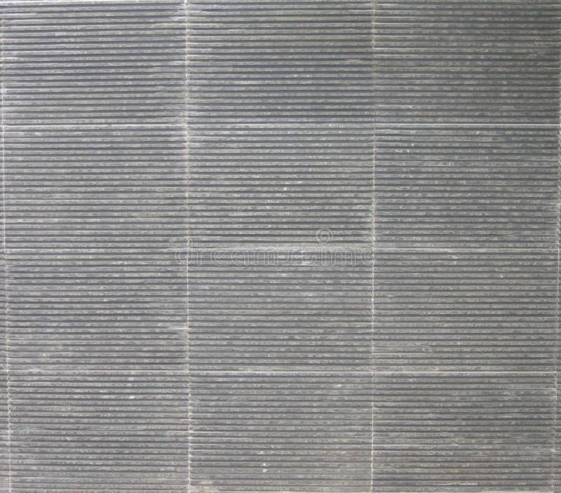 Textura horizontal de la piedra del negro de 3 Andesit fotos de archivo libres de regalías