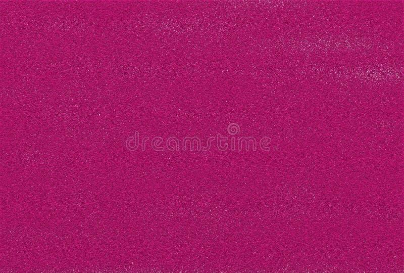 Textura horizontal del fondo rosado de la pared del estuco fotos de archivo