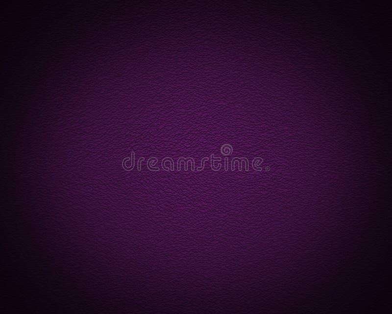 Textura iluminada de la pared violeta ilustración del vector