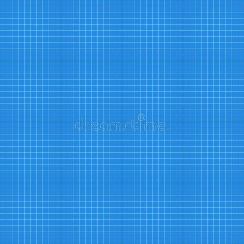 Textura inconsútil azul del papel ajustado stock de ilustración