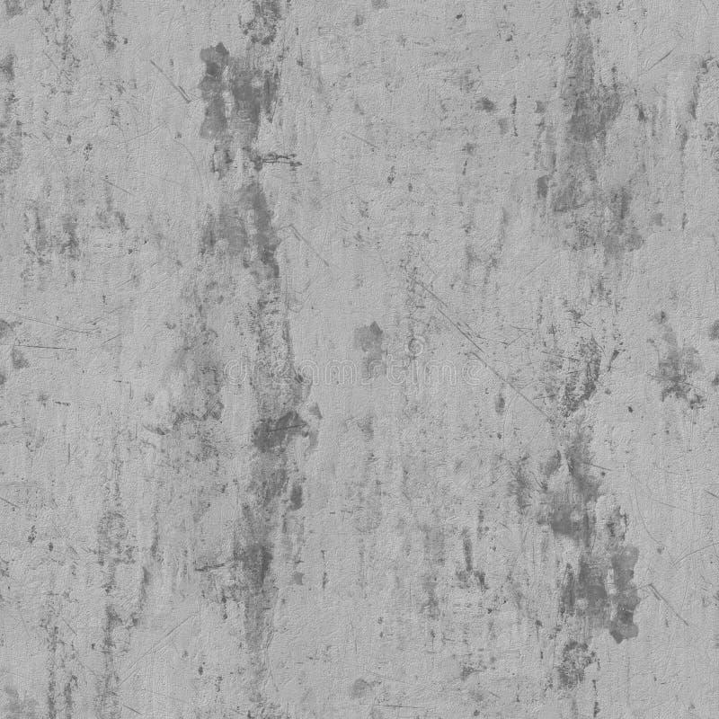 Textura inconsútil concreta gris fotografía de archivo libre de regalías