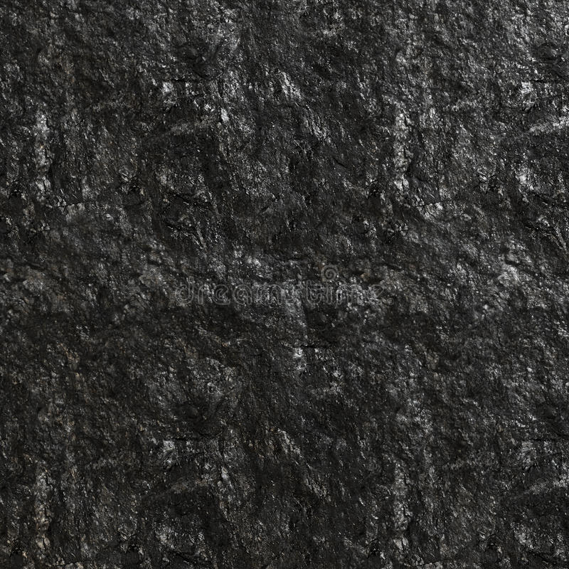 Textura inconsútil de antracita foto de archivo