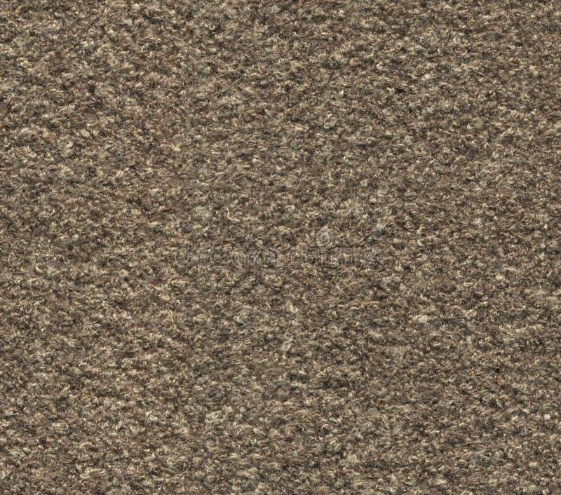 Textura inconsútil de la tela de Brown imagen de archivo libre de regalías