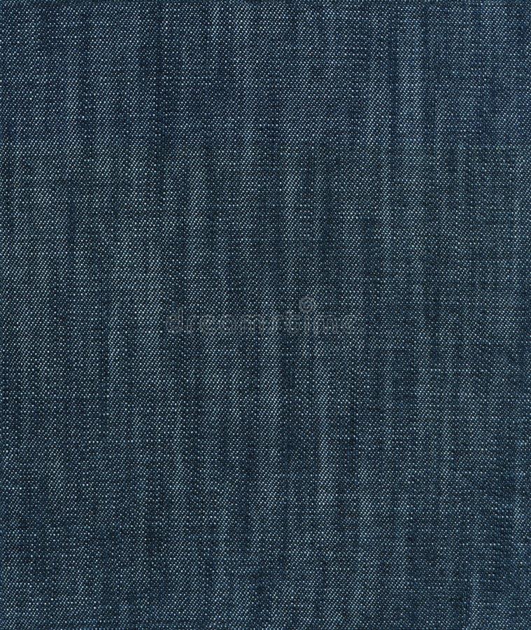 Textura inconsútil de la tela de los pantalones vaqueros fotos de archivo libres de regalías