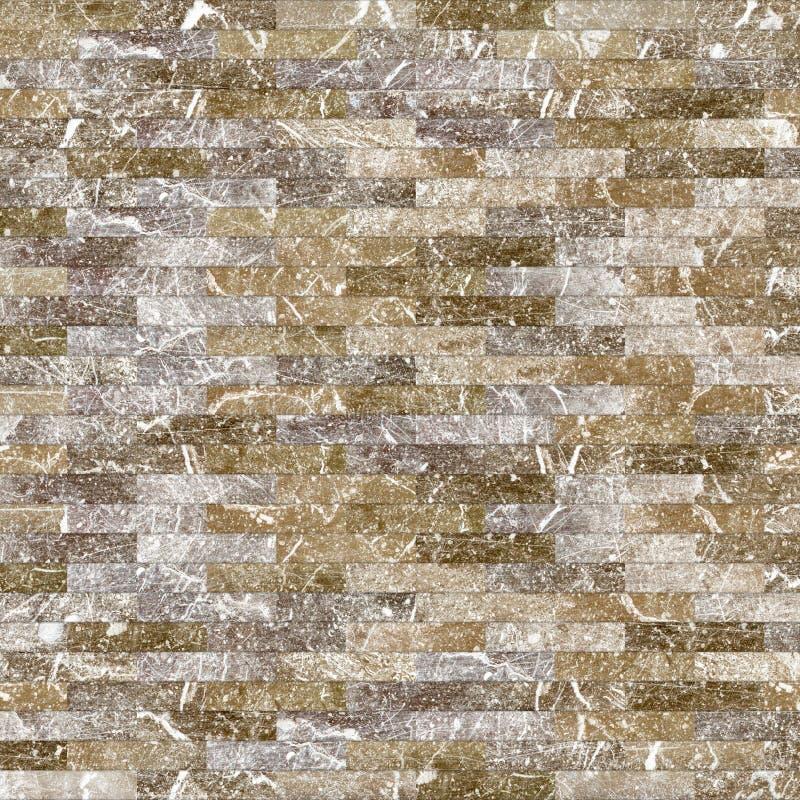 Textura inconsútil de mármol del suelo de las tejas (pared) para el fondo y el diseño fotos de archivo libres de regalías