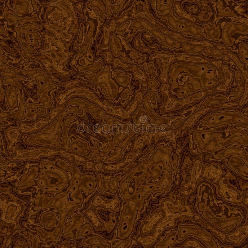 Textura inconsútil de madera ilustración del vector