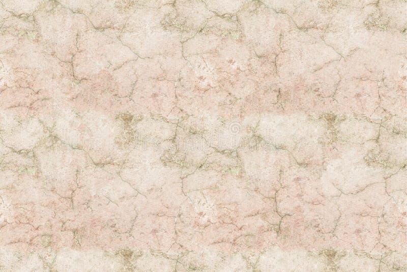 Textura inconsútil de una pared agrietada vieja hecha del hormigón foto de archivo