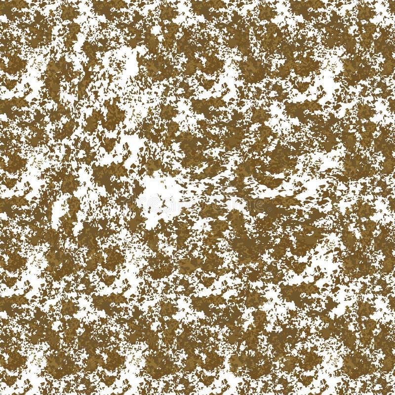 Textura inconsútil del brillo del oro aislada en fondo de oro Ejemplo del vector para el fondo del reflejo Malla de la lentejuela foto de archivo