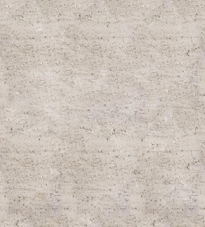 Textura inconsútil del cemento ligero brillante foto de archivo libre de regalías