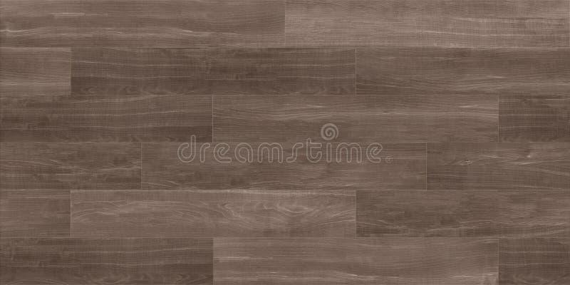 Textura inconsútil del decking de la madera dura, difusa fotografía de archivo libre de regalías