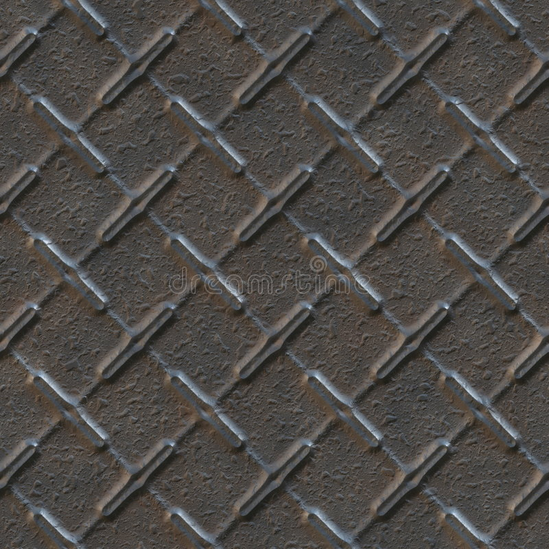 Textura inconsútil del metal foto de archivo libre de regalías
