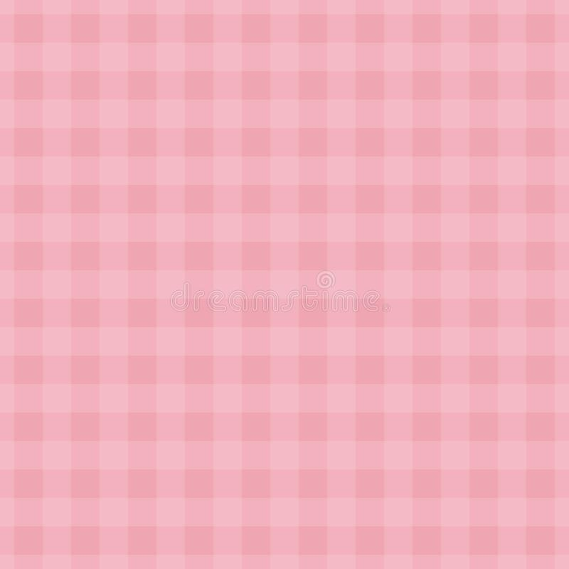 Textura inconsútil Diseño a cuadros del fondo del extracto del modelo del vector geométrico para el polygraphy del papel pintado, ilustración del vector