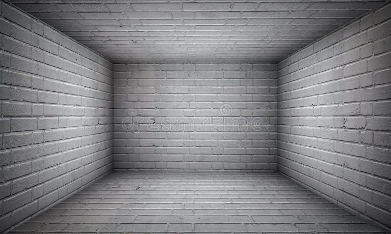 Textura interior del fondo del sitio urbano de la etapa libre illustration