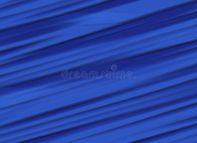 Textura líquida abstrata azul. fundos pintados ilustração royalty free