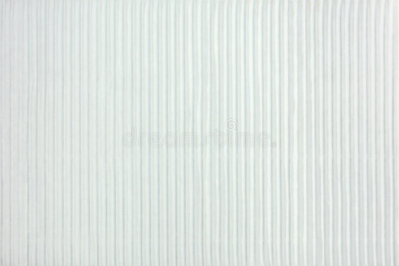 Textura listrada ondulada branca da superfície do cartão foto de stock royalty free