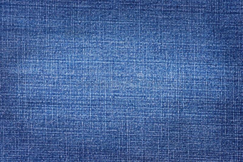 Textura llevada dril de algodón imagenes de archivo