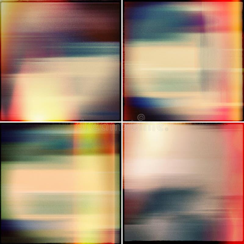 Textura média do filme do formato imagem de stock royalty free