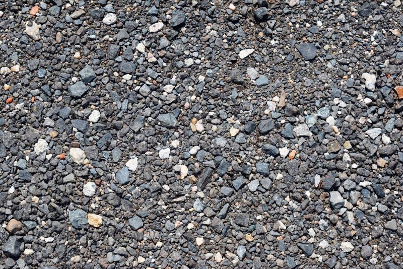 Textura machacada del fondo de las piedras fotos de archivo