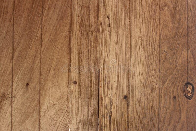Textura marrom de madeira do Grunge a usar-se como o fundo foto imagens de stock