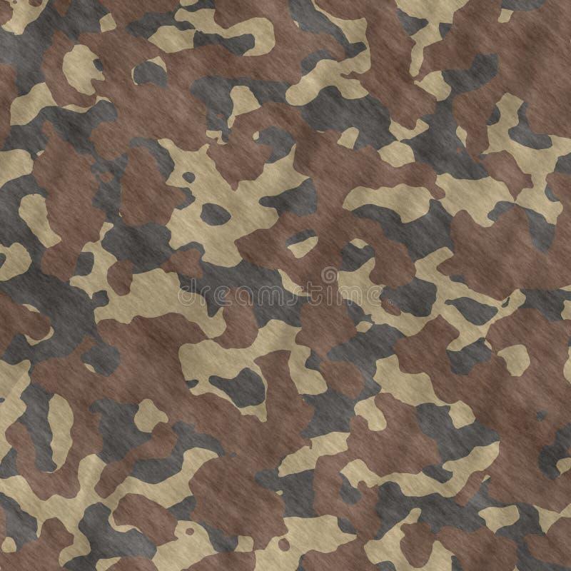 Textura material do fundo camuflar ilustração royalty free
