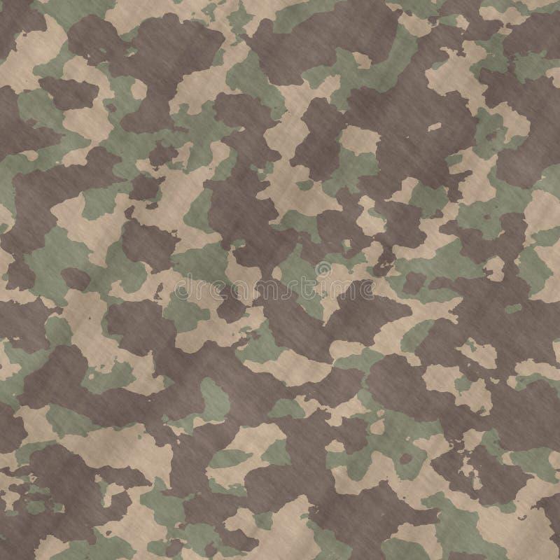 Textura material do fundo camuflar ilustração do vetor