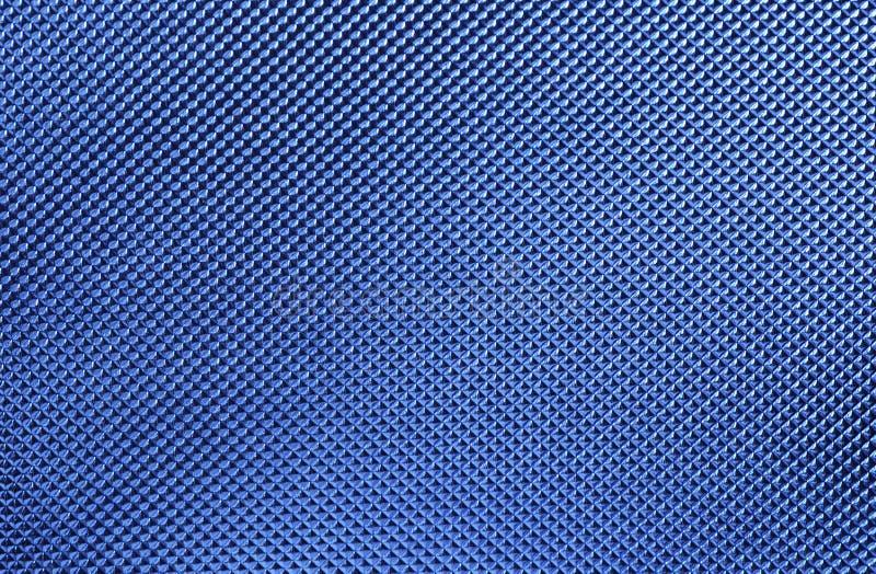 Textura Metálica Azul Fotos de archivo