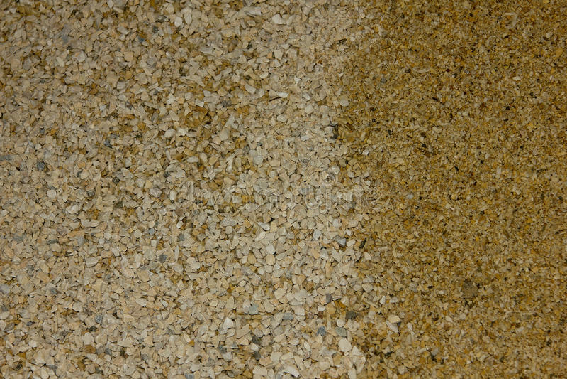 Textura mineral do grão da migalha amarela de mármore imagens de stock royalty free