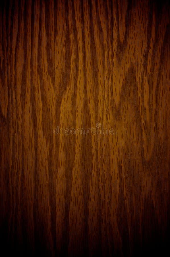 Textura morna da madeira de Brown imagem de stock