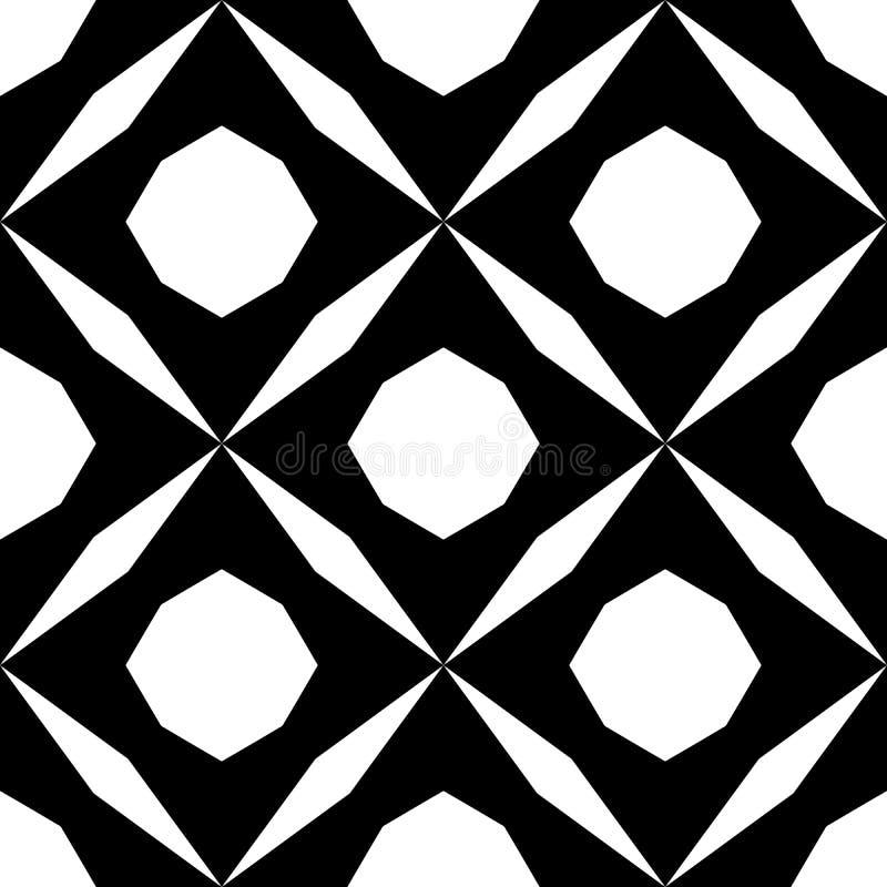 Textura multicolora del control en los paños y la ropa ilustración del vector